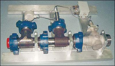 Turbine flow meters, meter liquid and gas additives