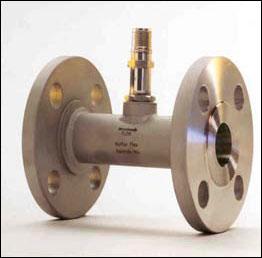 Turbine flow meters custody transfer natural gas