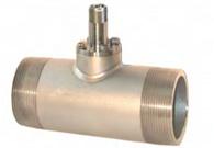 Grooved End Turbine Meter
