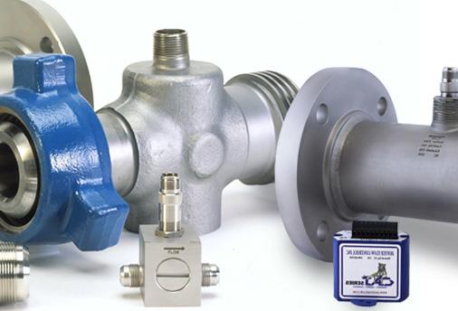 Reverse flow in flow meters