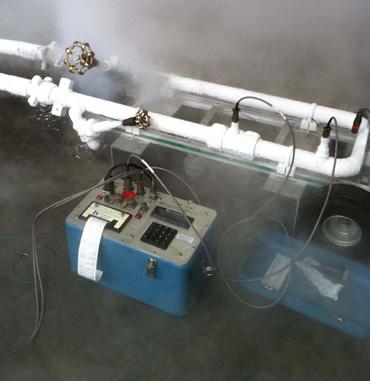 Flowmeter Calibration Services