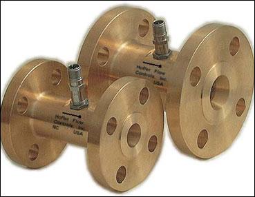 Flowmeters, Shipboard flowmeters w/ reverse osmosis systems