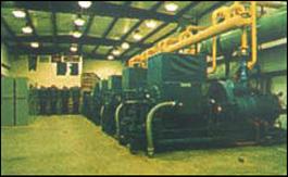 Gas Turbine Flow Meter