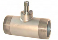 Grooved End Turbine Meter