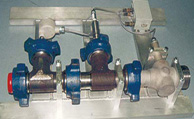 Flow meters additive Injection