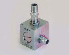 MF SERIES Turbine Flowmeters for Gas