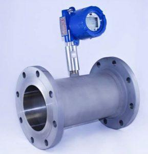 Gas Series Turbine Flow Meters