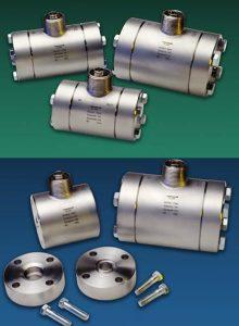 HHP Series, High-Pressure Turbine Flow Meters For Liquids & Gases