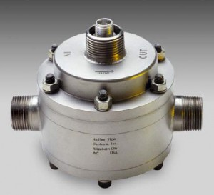 H.O.G. Hoffer Oval Gear Positive Displacement Flow Meters