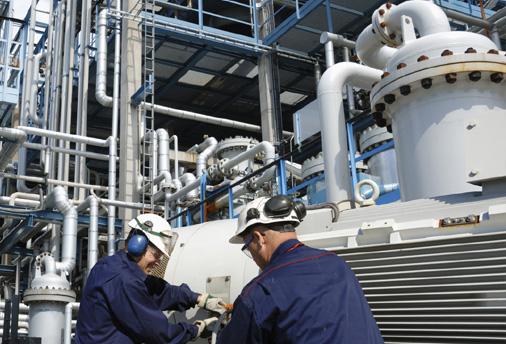 Turbine flow meter installed horizontal or vertical