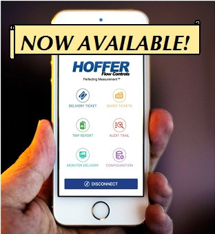 Hoffer Mobile App for Cryogenic ICE—Coming Soon!