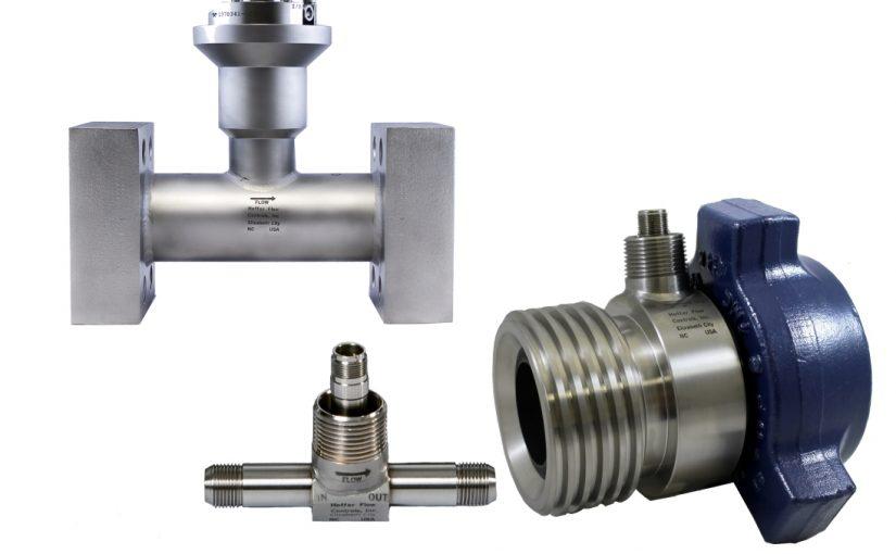 High-Pressure Turbine Flowmeter