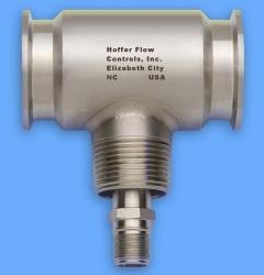 Sanitary Turbine Flow Meters